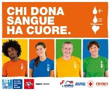 Banner Campagna Sangue Regione