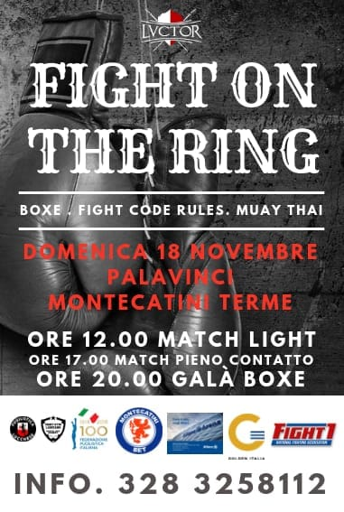 Luctor Fight on the Ring