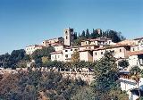 Montecatini Alto - panorama